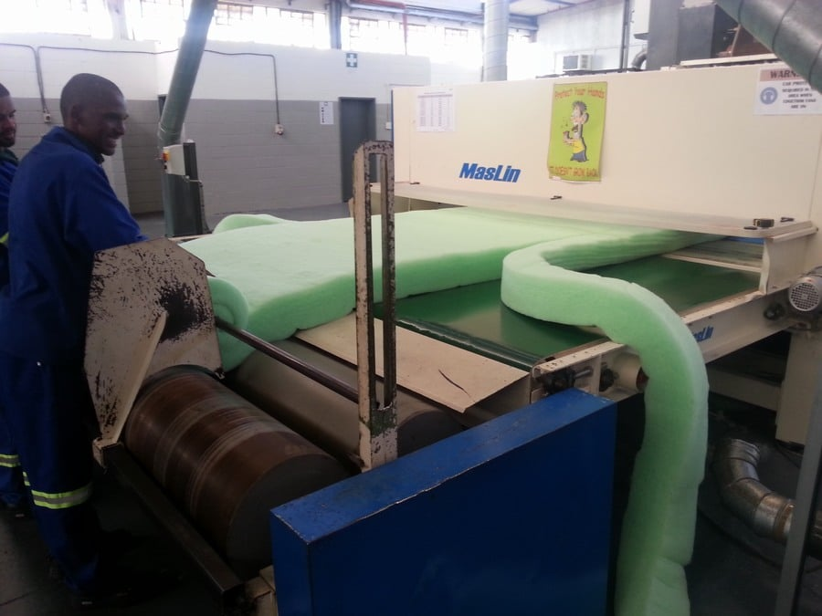Manufacturing of Isotherm Roof Insulation